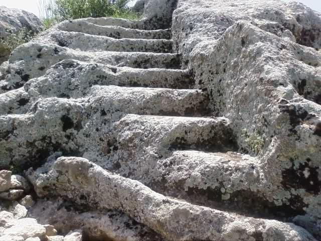 Merdiven Define İşareti
