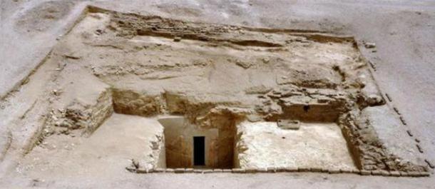 zemin altı Oda Mezarları