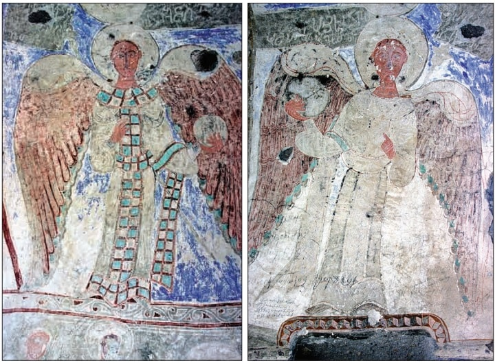 ermeni sanatı, kilise süslemeleri