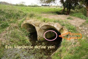 Eski Köprülerde Define