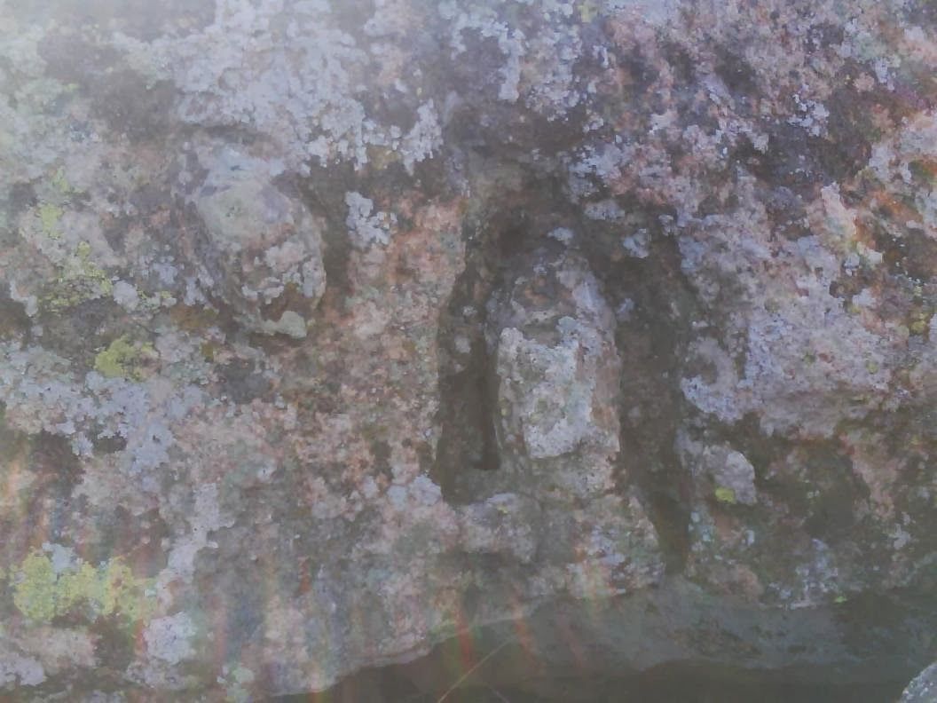 Mağara Define İşareti