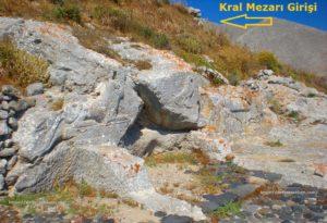 Çözülmüş İşaret, Aslan İşareti ve Kral Mezarı
