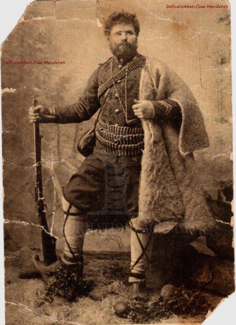 Ferecikli Eşkiya Ali Molla