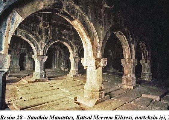 Ermeni Kiliselerinin Mimarisi