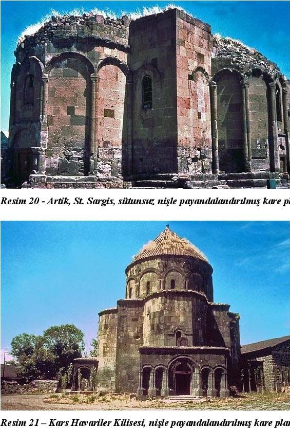 Ermeni Kiliselerinin Mimarisi, Hripsime Tipi