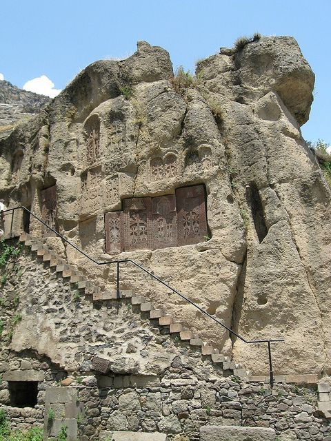 Ermeni sanatı, haçlar