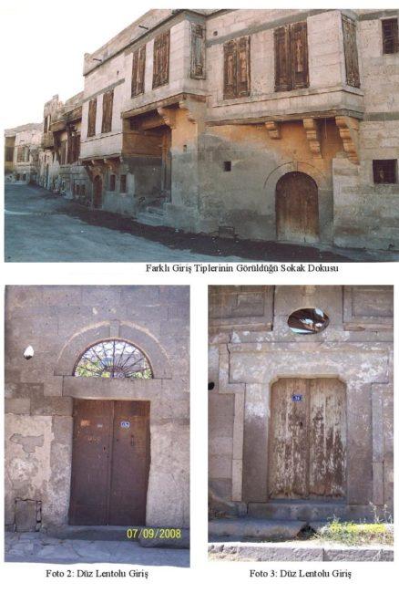 Ermeni ve Rum Evlerinin Mimarisi