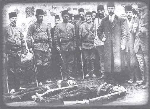 Anadolu Eşkiyaları, Eşkiya Liderleri