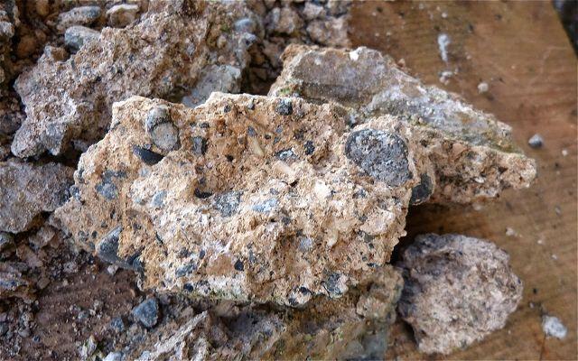 toprak, horasan kaya örneği