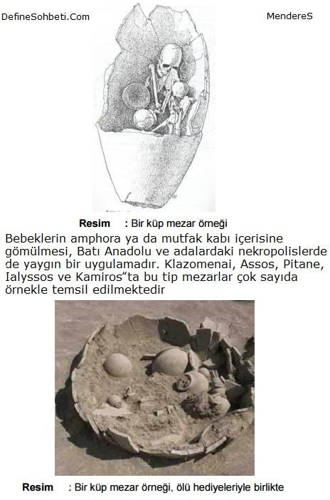 Küçük Küp Mezarları
