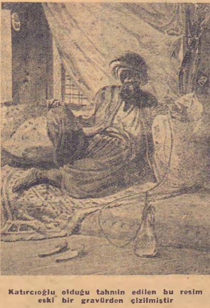 Kara Haydar ve Katırcıoğlu, 16. Yüzyıl Sonrası