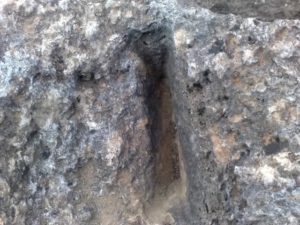 Kaya Kesme İşareti