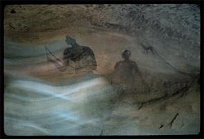 Sarkaç Tarihi kaya resimleri