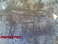kayada tabanca işareti