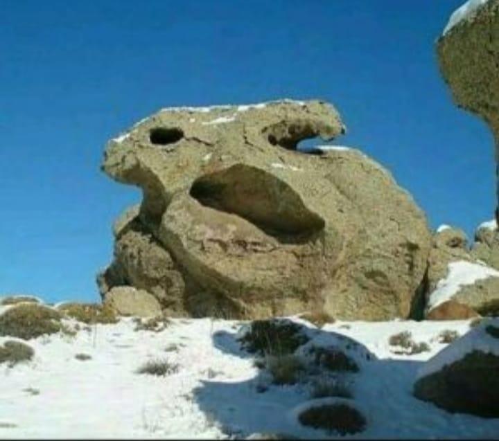 Define İşaretleri Görsel,  bazıları vari taş