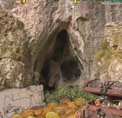 Eskiya Volçan ve Tanrı Dağı Efsanesi mağara