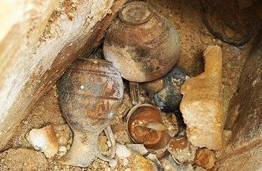 Antik Yunan Ölü Gömme Gelenekleri