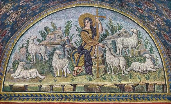 Çoban ve Koyunları, isa