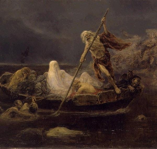 Ölüm, Din ve Ruh