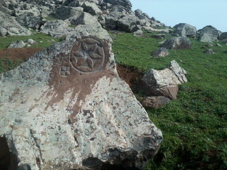 Ermeni Define İşaretleri ve Mezarları