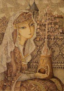 Ermeni Kaya ve Resim Sanatı