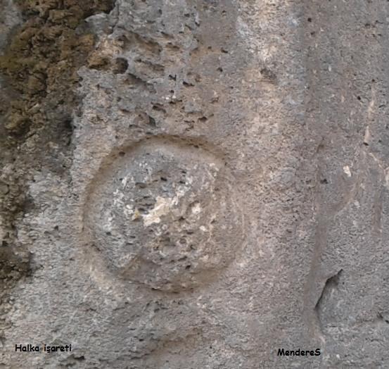 kayada halka işareti