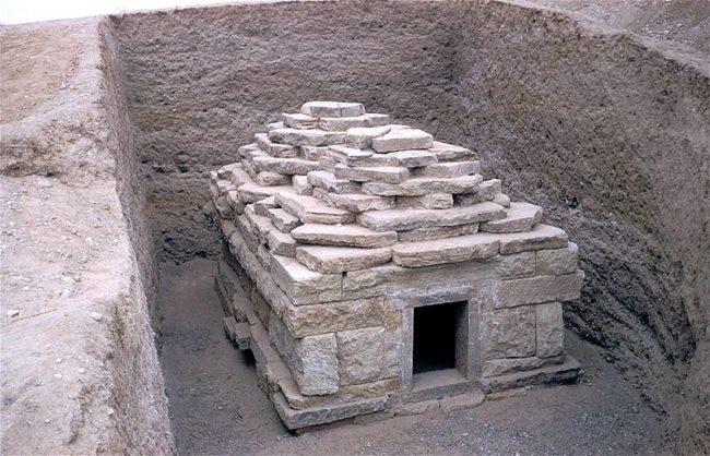mezar çeşitleri, anadolu mezarı