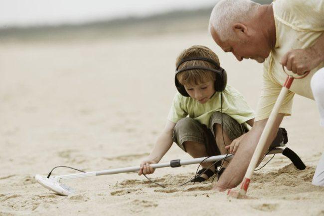 Çocukların Dedektör Kullanım Rehberi