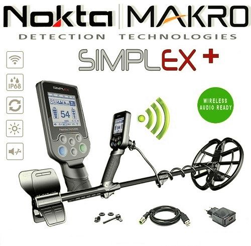 Nokta Makro Simplex Dedektör