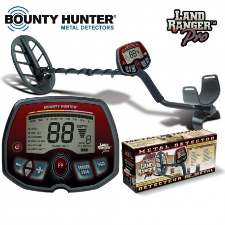 Bounty Hunter Dünyada En Çok Satılan ve Parasının Karşılığını En İyi Veren Dedektör