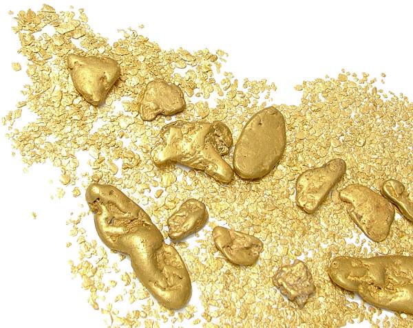 En Çok Altın Bulunan Dere Yatakları