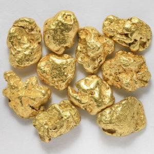 En Çok Altın Bulunan Dere Yatakları, Altın Bulan Dedektörler