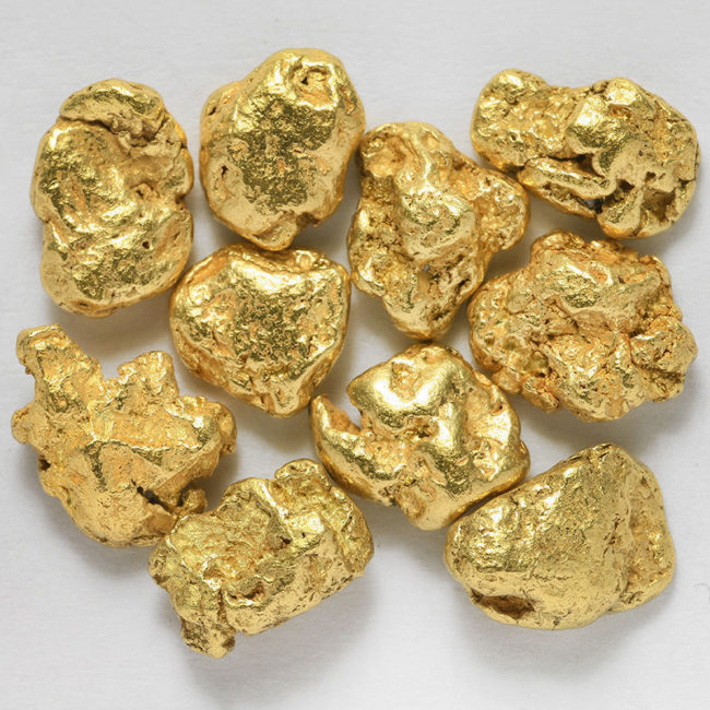 Dere Yatakları altın bulma