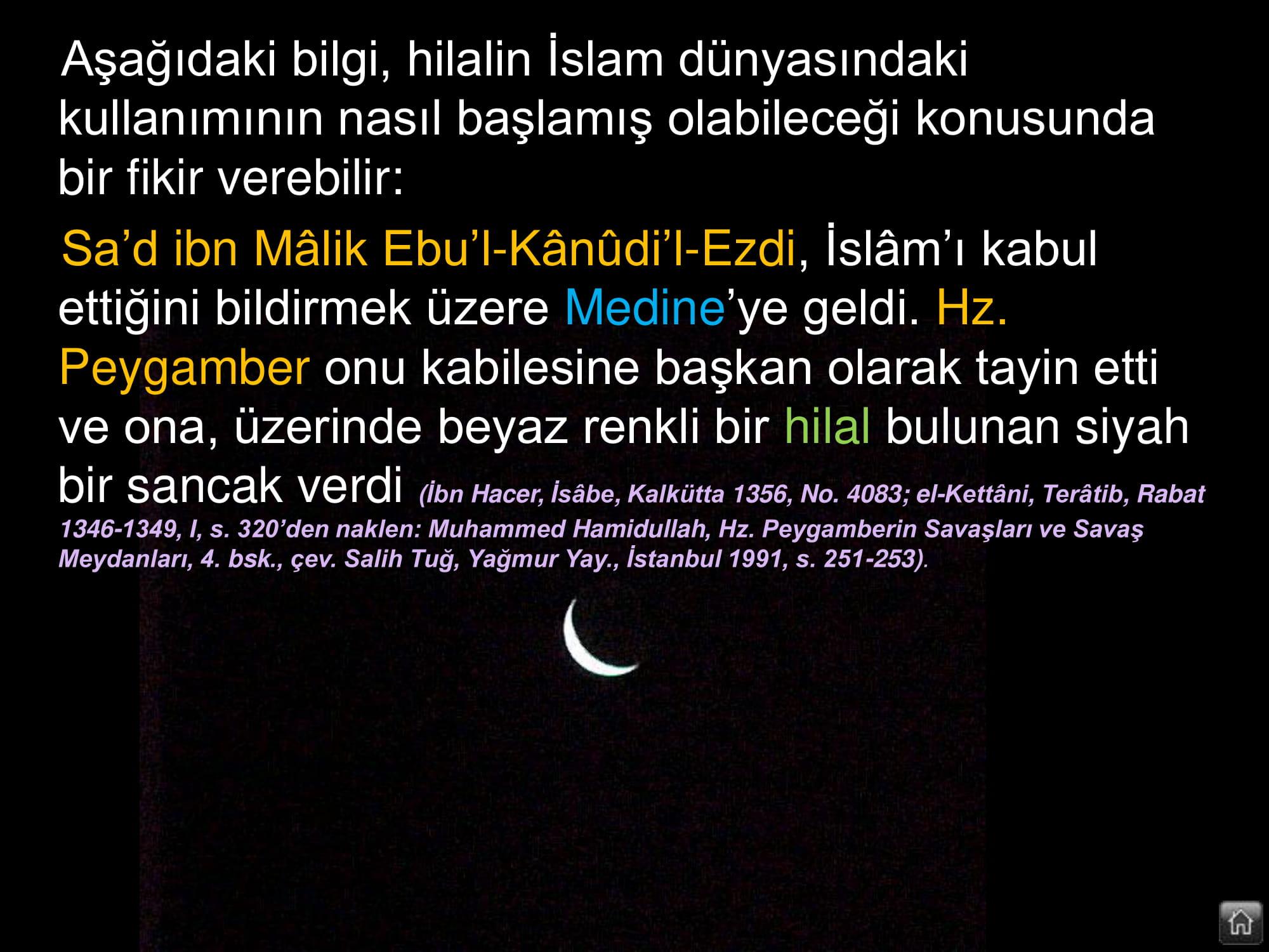 İslam hilal