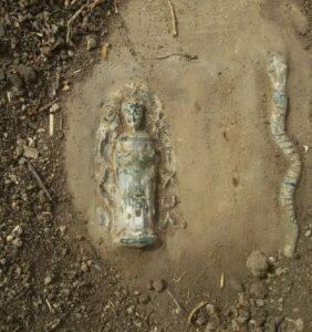 Define İşaretleri Ne Anlatıyor, Gömüyü Nasıl Buluruz