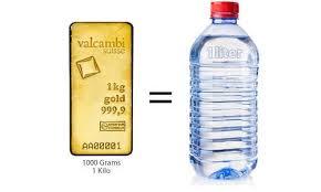1 Litre Altın Kaç Kilogram