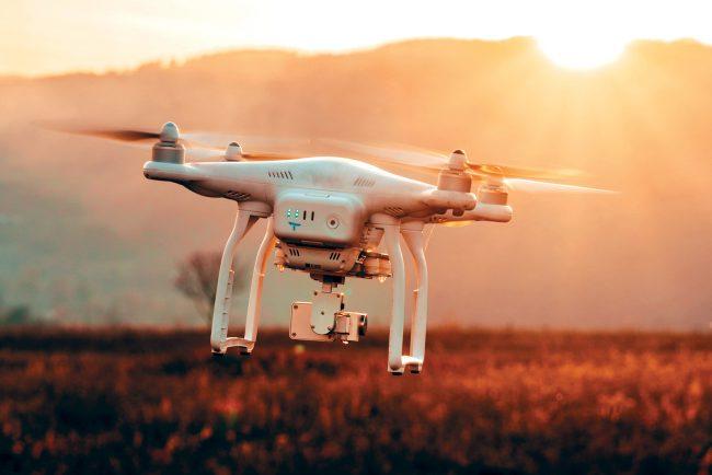 Defineciler Artık Drone Kullanıyor
