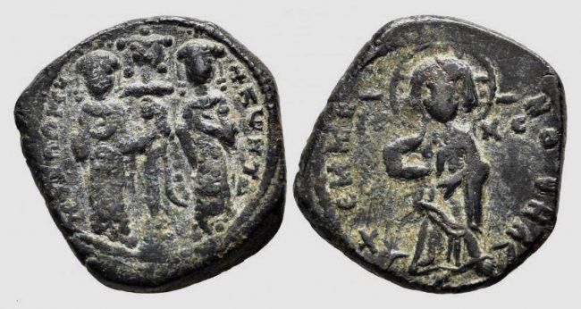 Geç Bizans Dönemi Sikkeleri, 1059-1204