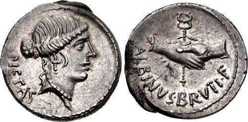 Sezar'ın Katillerinin Paraları