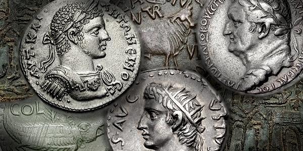 Roma Eyaleti Sikke Portreleri