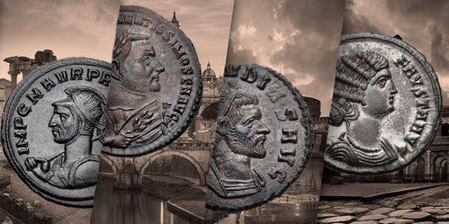 Geç Roma Sikkeleri