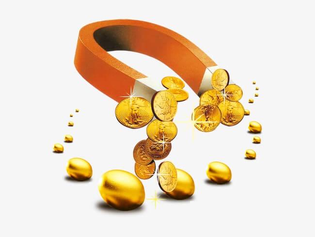 Mıknatıs Altını Çekermi