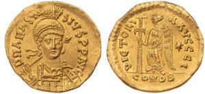 Bizans Altın Sikkelerinin Değişen İkonografisi ve Reformlar